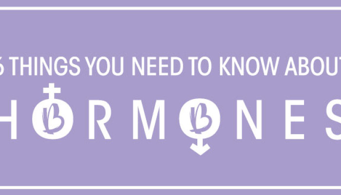 6 Hormones You Need to Know