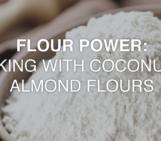 fit moms, recipes, almond flour, coconut flour