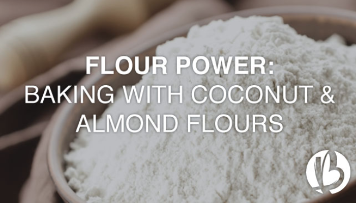 fit moms, recipes, almond flour, coconut flour