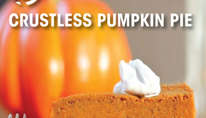 crustless pumpkin pie, pumpkin pie recipe, recipe, pumkin recipe