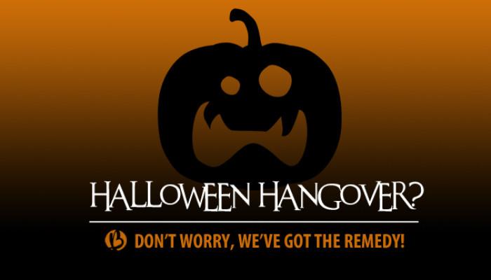 Halloween Hangover?