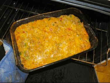 taco, spaghetti squash recipe