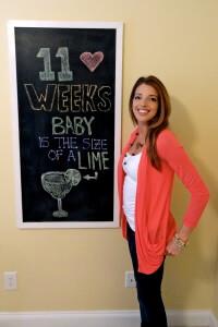 11 Weeks, 3 Days