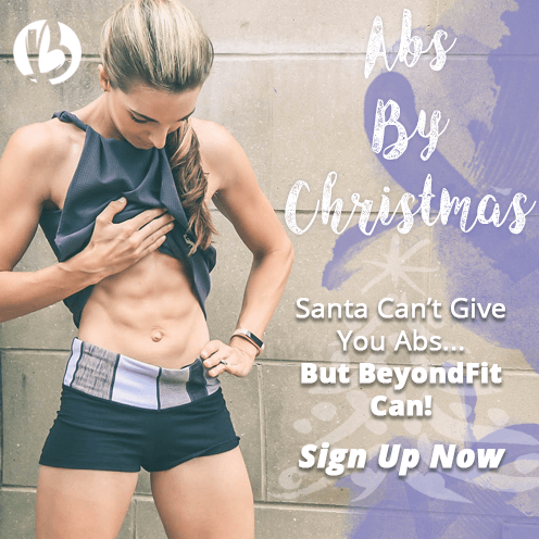 Abs By Christmas, fit moms, fat loss for moms, flat stomachs