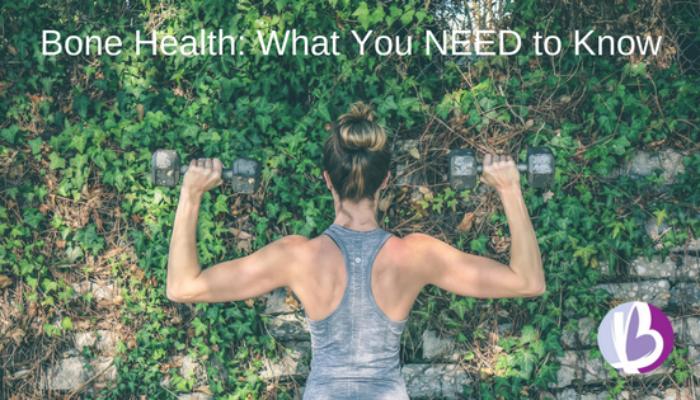 bone health, prevent osteoporosis
