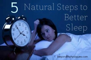 steps to better sleep
