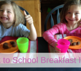 healthy back to school breakfast ideas, school breakfast, kid breakfast, healthy breakfast