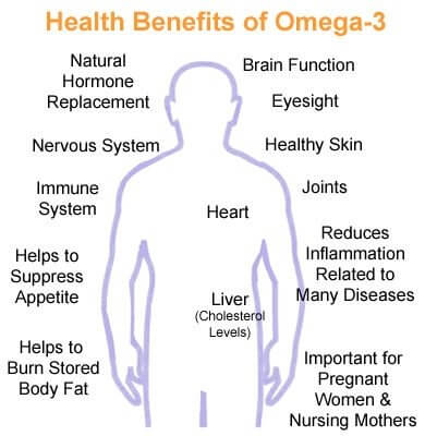 Beyond fit mom omega 3 fatty acids pregnancy for Fish oil benefits for women