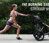 {Fat Burning Workout} Stroller Workout