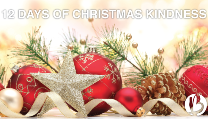 Christmas, countdown, kindness, fit moms