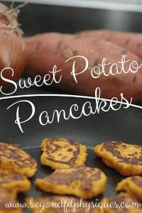 Sweet Potato Pancakes, meal prep tips