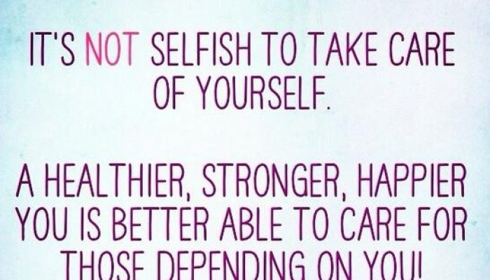 Image result for self care isn't selfish