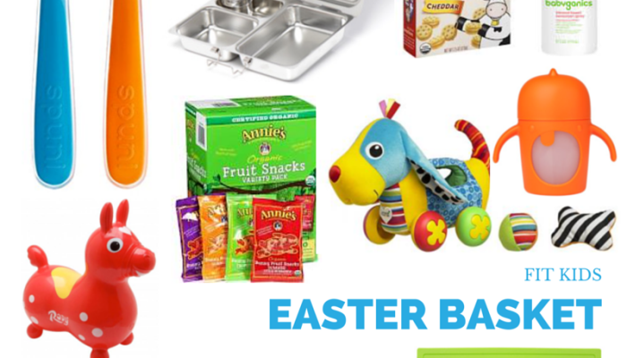 Fit Kid + Fit Mom Easter Basket Ideas