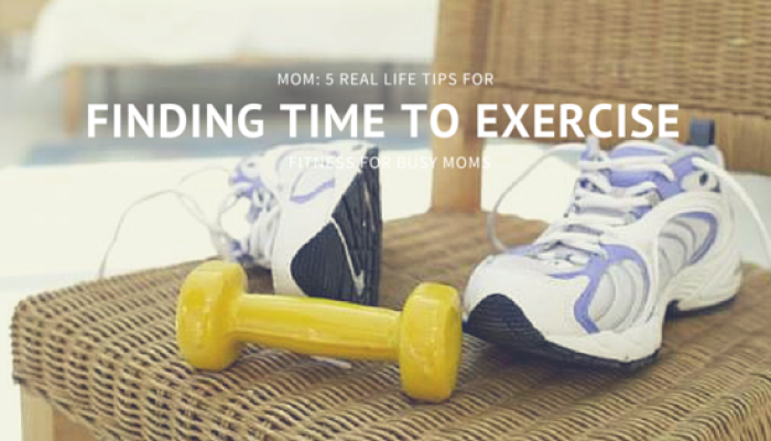 5 Tips for Finding the Time to Exercise