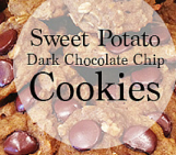 {Recipe} Sweet Potato Cookies