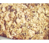 Healthy Dessert Recipes: Chocolate Chip Peanut-Butter Protein Squares