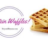 {Recipe} Kid Friendly Protein Waffles