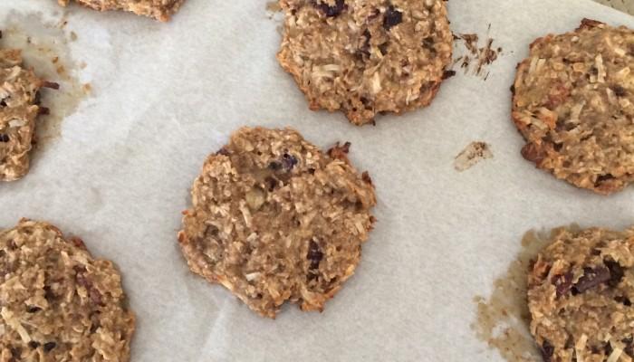 {Recipe} Banana Oat Breakfast Cookies