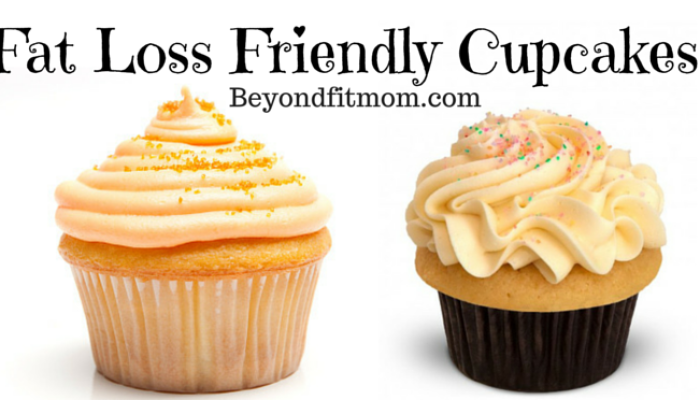 {Recipe} Fat Loss Friendly Cupcakes