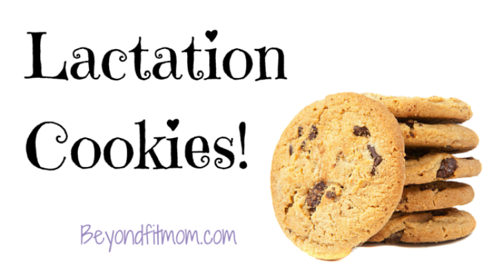 {Recipe} Lactation Cookies