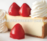fit moms, fat loss for moms, healthy desserts, low carb strawberry cheesecake