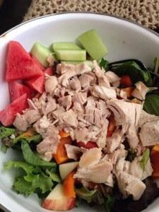 Shari's Salad