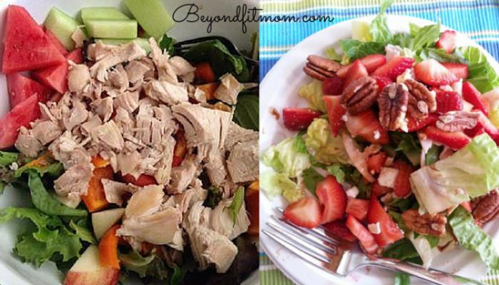 5 Healthy Salad Recipes