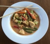 {Recipe} Thai Red Chicken Curry