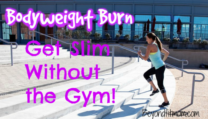 Bodyweight Burn: Get Slim Without the Gym!