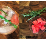 5 Fruit and Herb Infused Drinks