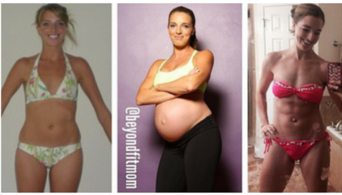 can moms have abs, postpartum abs, postpartum ab exercises