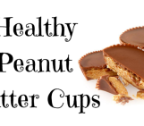 {Recipe} 4 Ingredient Peanut Butter Cups