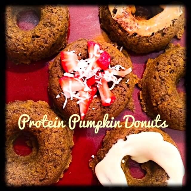 Protein-Pumpkin-Donuts-Dairy-Gluten-Sugar-Soy-Nut-Free