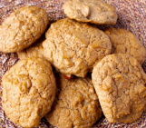 {Recipe} Pumpkin Spice Protein Cookies