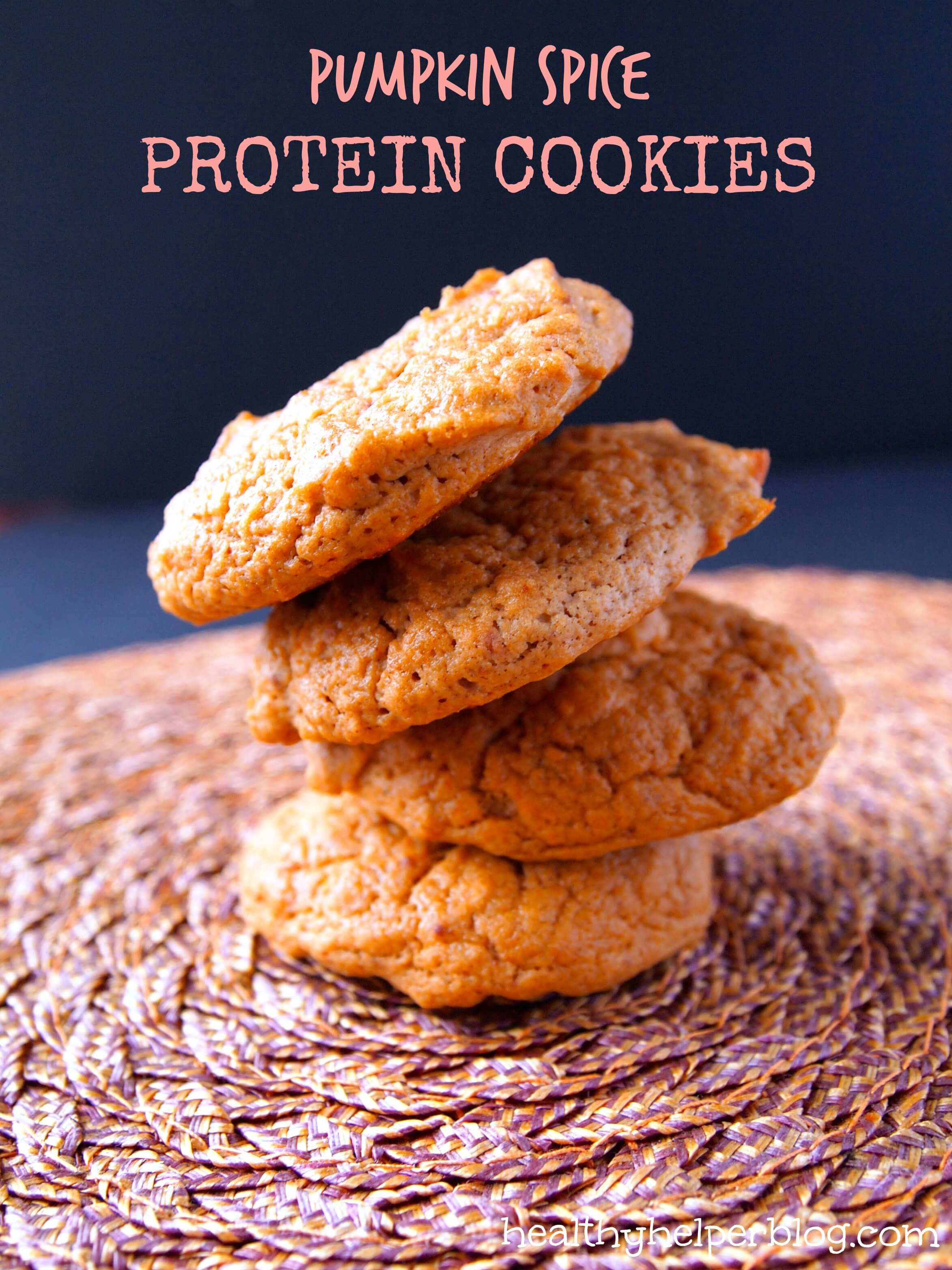 ... Fit Mom | {Recipe} Pumpkin Spice Protein Cookies - Beyond Fit Mom