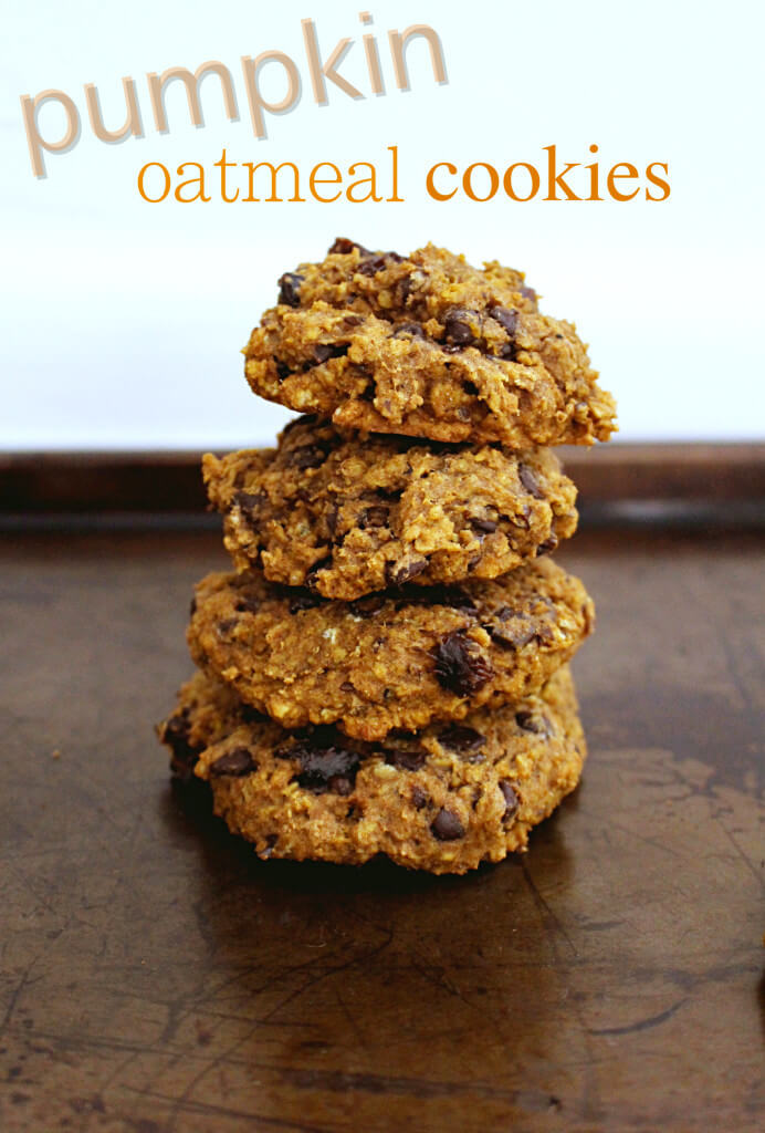 Beyond Fit Mom Pumpkin Oatmeal Cookies Beyond Fit Mom