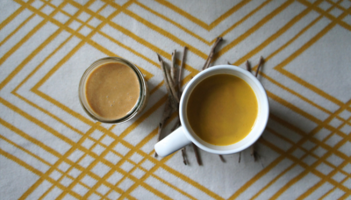 {Recipe} Pumpkin Spice Latte