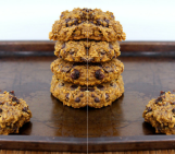{Recipe} Pumpkin Oatmeal Cookies