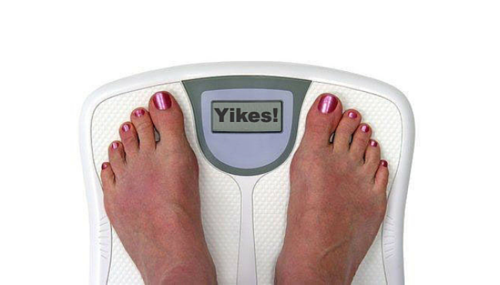 Ditch the Scale!