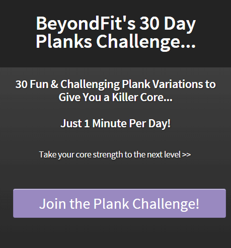 planksgiving promo