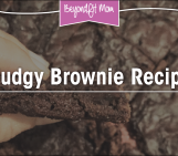 {Recipe} Fudgy Vegan Brownies
