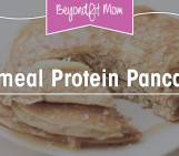 Oatmeal Protein Pancakes + 7 Protein Pancake Recipe Ideas!