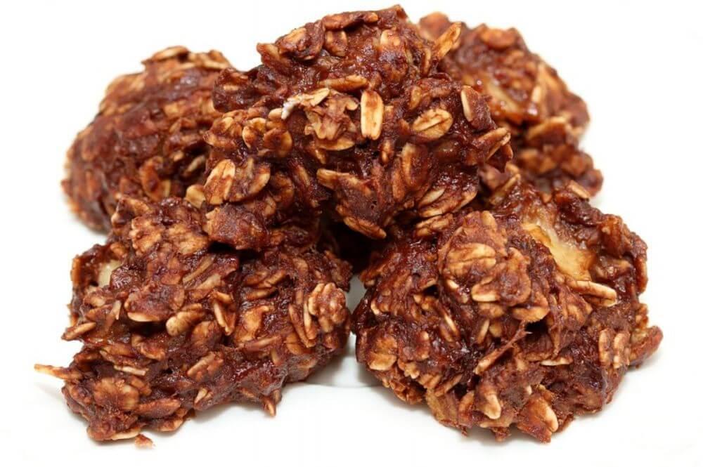 Skinny Chunky Monkey Cookies