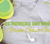St. Patrick's Day Workout + Green Gear Guide
