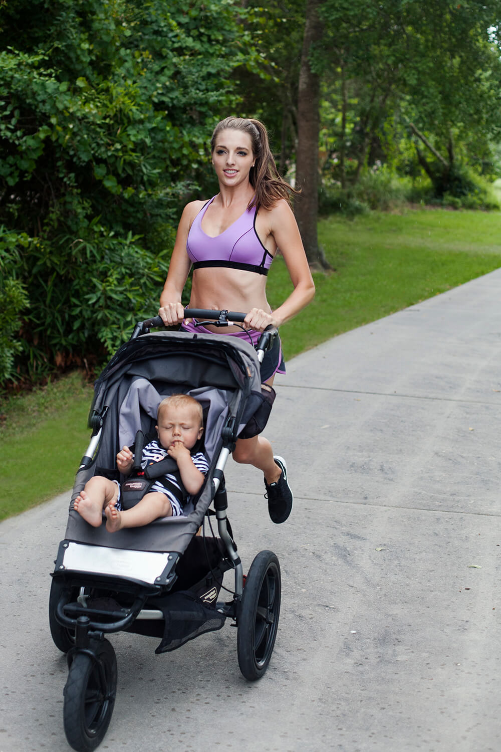 jogging stroller exercise