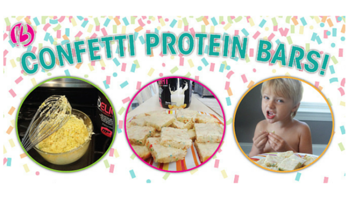 kid friendly recipe, protein bars