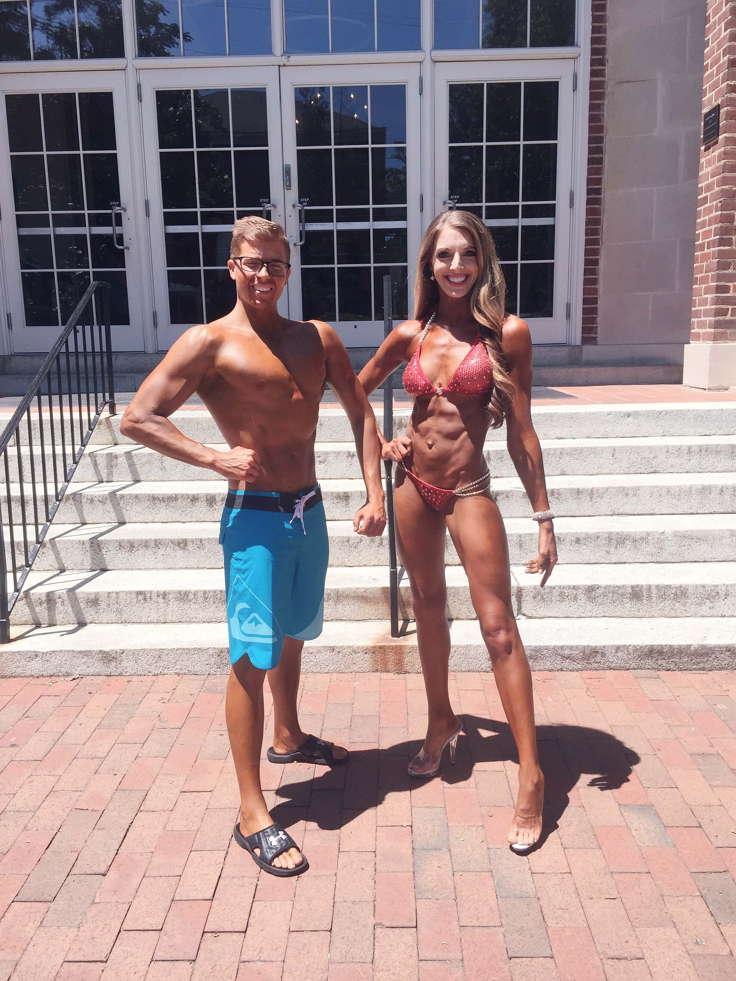 Fitness Competition Recap