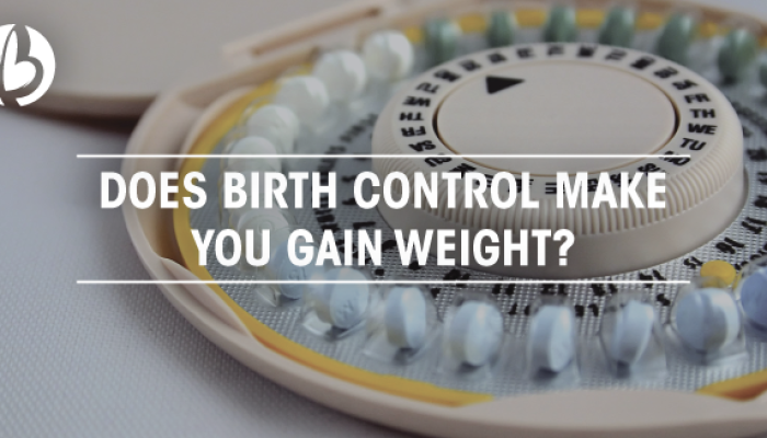 Does Birth Control Make You Gain Weight?