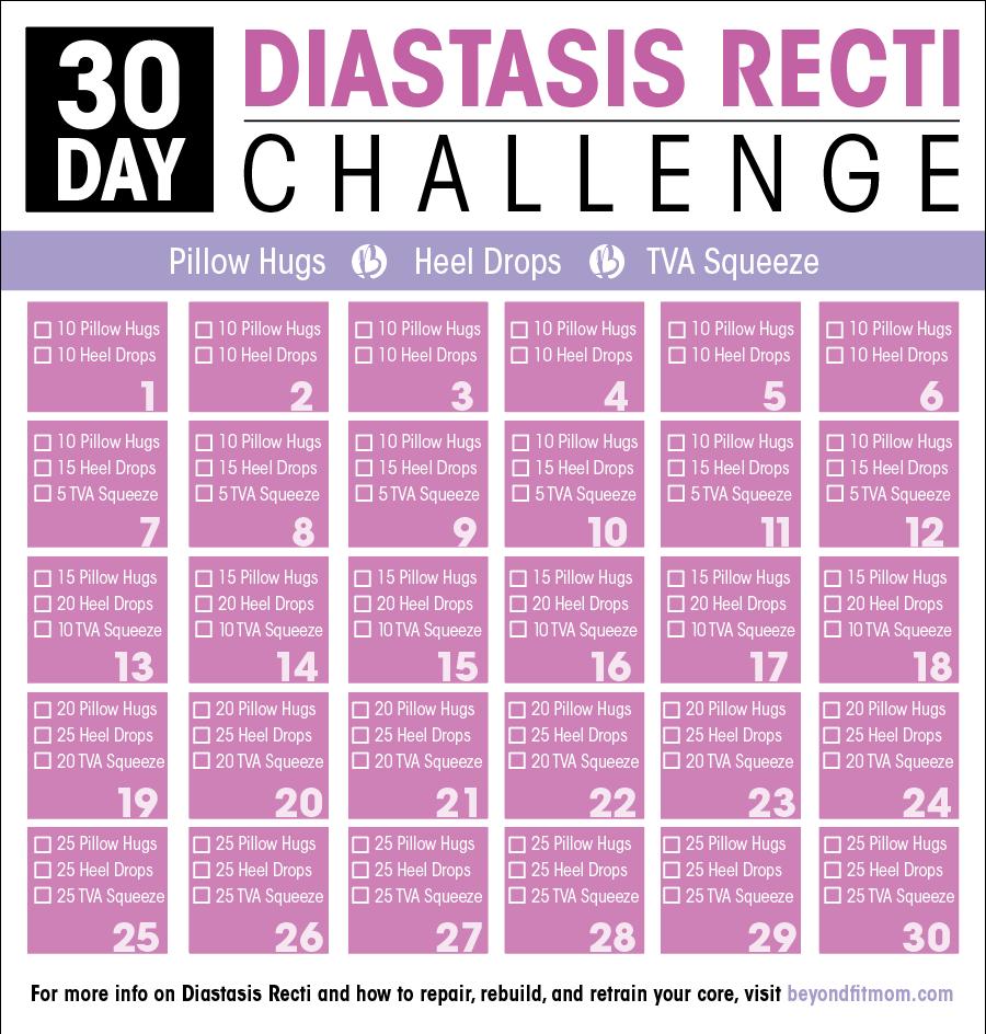 30-day-diastis-recti-challenge