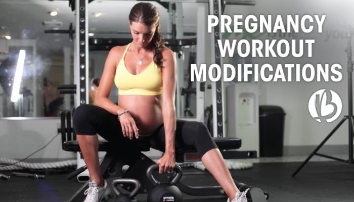 pregnancy workout modifications, pregnancy exercise modifications, fit mom, healthy pregnancy